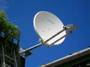 satellite broadband South Cerney